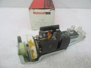 Nos 1968 1979 Ford Lincoln Mercury Headlight Switch With Concealed Headlamps Dp