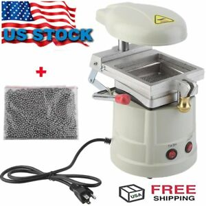 1000w Vacuum Forming Molding Machine Dental Lab Equipment Dentist Supply Us Sw