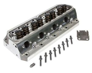 Trick Flow Twisted Wedge Aluminum Cylinder Head Sbf P n Tfs 51410004 m58