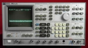 Hp Agilent Keysight 3585b Spectrum Analyzer 20hz To 40mhz