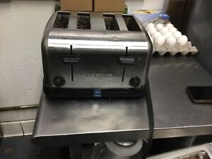Waring Commercial Four Slice Toaster Gb wct708