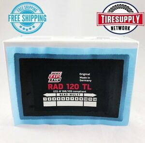 Rad 120 Rema Tip Top Radial Repair 10 Piece 4 7 8 X 3 1 Ply Tire Patch
