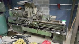 Leblond Engine Lathe 16 X 54