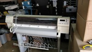 Hp Design Jet 750c Plus Plotter