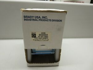 Brady 32205 ps 1031 500w Perma Sleeve Markers Size 1031 partial Roll