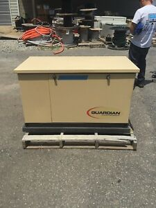 Generac 16 Kw Ng Home Standby Generator Used Model G0052431 5