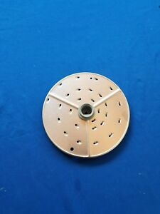 Grating Disc Blade Fine Fits Robot Coupe R2 New
