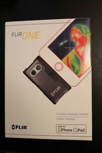 Brand New Flir One Personal Thermal Imager For Ios Apple 435 0004 02 Imaging