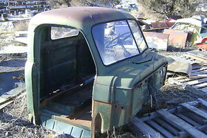 1948 48 1949 49 1950 50 Dodge Truck Cab Solid Rat Rod