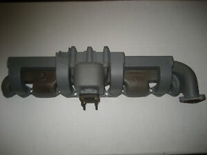 1929 1930 1931 1932 Studebaker 8 Cylinder Intake And Exhaust Manifold Very Rare