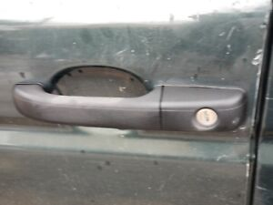 Land Rover Discovery Left Front Driver Door Handle 1999 2000 2001 2002 2003 2004
