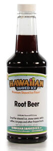 Hawaiian Shaved Ice Snow Cone And Shaved Ice Syrup 16 Ounces Set Of 2
