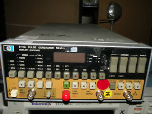 Hp 8112a 50mhz Programmable Pulse Generator
