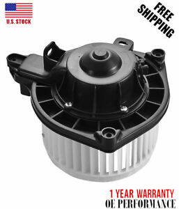 For 05 15 Toyota Tacoma Pickup Truck Heater Blower Motor Plastic With Fan Cage
