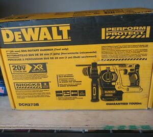 Dewalt Dch273b Xr 1 Sds Rotary Hammer Tool Only New In The Box Free Shipping
