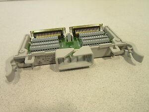 Agilent Terminal Block For 34925a Opt 002 1 Wire 80 Ch Fet Mux more Detail