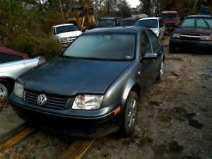Driver Headlight Station Wgn Canada Without Fog Lamps Fits 02 06 Jetta 71692