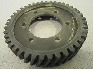Hyster Bevel Gear 324515 Nsn 3020012645709 For Fork Lift 42 Teeth Appears Unused