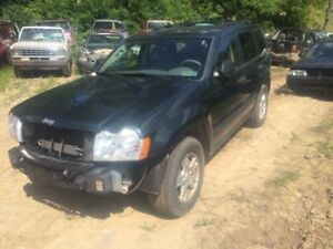 05 06 07 Jeep Grand Cherokee L Front Door 59046