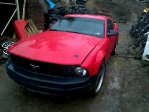 Crossmember K Frame Front Rear K Frame Assembly Fits 05 10 Mustang 68481