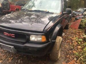 Rear Drive Shaft 4wd 123 Wb Extended Cab Fits 95 96 S10 S15 Sonoma 56188