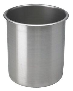 Vollrath Stainless Steel Bain Marie Pot Capacity qt 6 78760