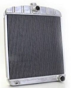 Griffin 1 70210 Lightweight Aluminum Universal Fit Radiator For Street Rod