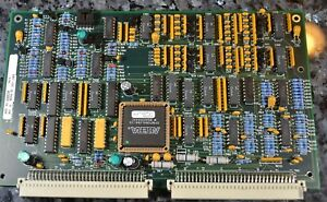 Melco Embroidery Machine Emt 10 Pcb Interface Assembly 009407 06