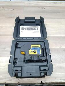 Dewalt Dw083cg 3 Beam Laser Level 100ft Distance Measure 8 b11938a