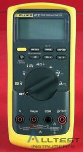 Fluke 87v 87 V True Rms Digital Multimeter
