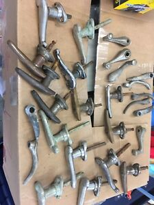 Model A Ford Door Handle Lot Some Nos 1929 1930 1931