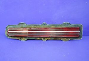 1966 Oldsmobile Toronado Tail Light Rear Brake Lamp Driver Left Bracket Oem