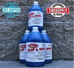 Tire Lube Liquid 1 Gallon 4 Gallons Per Case Tl600 1 Bead Lubricant Mounting