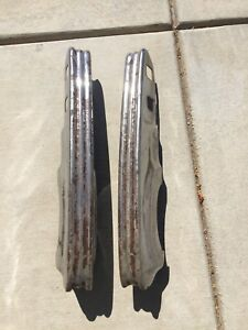 1947 1948 1949 1950 1951 1952 Chevy Gmc Grill Guard Accessory Gm Vintage Gm