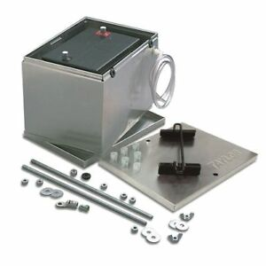 Taylor Wire Vertex 48100 Aluminum Battery Box With Hold Components
