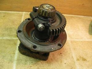 Minneapolis Moline Mm M670 Gas Tractor Power Steering Sector Gear shaft 10a8288