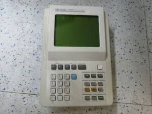 Hewlett packard 360a Handheld Signal Analyzer