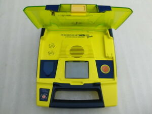 Powerheart Aed G3 Pro Professional Model 9300p 601 Heart Attack Doctor Ambulance