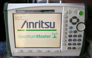 Anritsu Spectrum Analyzer 9khz To 20 Ghz