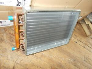 Trane Boiler Heating Coil 15 1 4 By 20 1 4 For Room Cabinet Or Duct