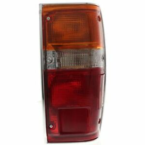 For 1984 1988 Toyota Pickup 2wd Rh Passenger Right Taillamp Taillight Assembly