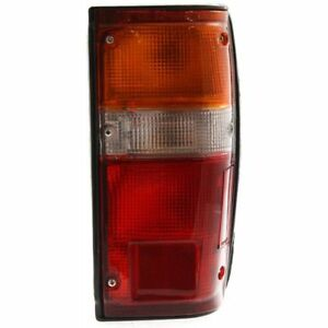 For 1984 1988 Toyota Pickup 2wd 4wd Passenger Right Taillamp Taillight Assembly