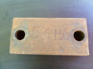 6 x 12 2 Steel Plate Solid Stock Block Flat Scrap Metal Machining