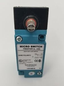 Honeywell Micro Switch Lsyab1a Heavy Duty Limit Switch Side Actuator