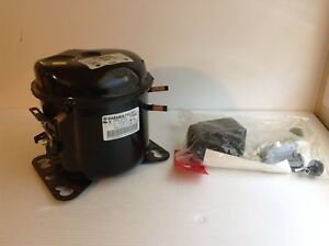 Embraco Hermetic Refrigeration Compressor Pw4 5k11 R12 120 Volt