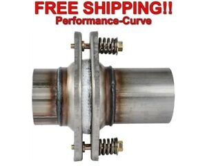 2 25 Exhaust Spherical Joint Repair Flange Universal Spring Bolt Kit