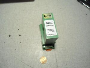 Cr Magnetics Cr5210 20 Dc Current Transducer