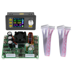 Dps5015 Dc 50v 15a Adjustable Step down Regulated Lcd Power Supply Module Te680