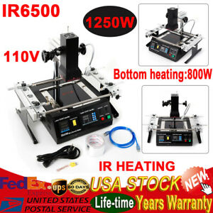 Ir6500 Bga Rework Station Repair Heating Infrared Bga Reballing Stations Machine