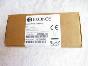 New Sealed Kronos Touch Id Plus Biometric Reader 8609042 001 For Intouch 9000
